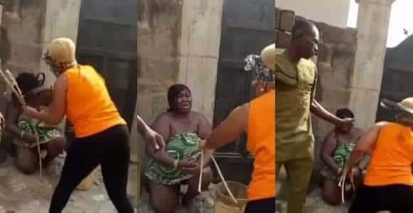 """Image result for """"My Career Has Been Killed Both In Nigeria And Abroad"""" – Woman Disgraced In Viral Video."""