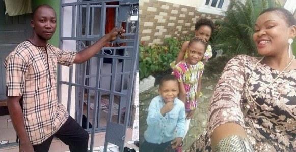 Nigerian man sets wife on fire over feeding money in Edo state