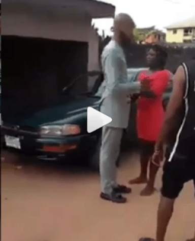 Prostitute Disgraces Man After He Refused To Pay N5,000 Agreement In Anambra