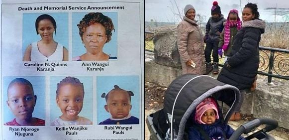 Man announces dates for burial of his wife, daughter, three grandchildren who died in Ethiopian Airlines plane crash