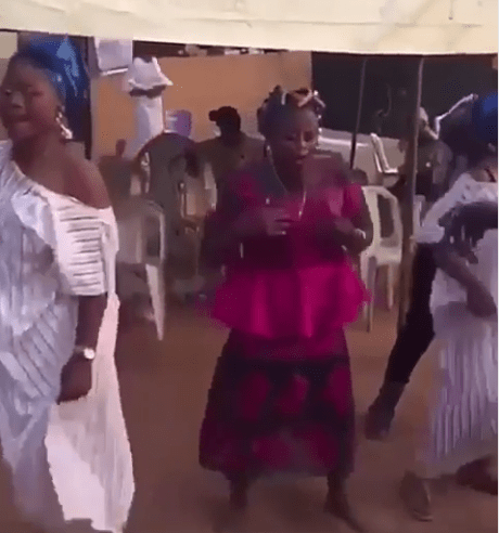 Slay Mamas Causes Commotion At An Event As They Show Their Dance Skills