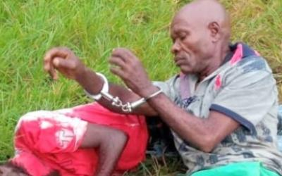 LASPOTECH Security Guard Kills Colleague For Ritual