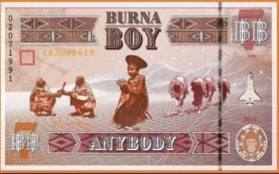 (Official Video) Burna Boy - Anybody