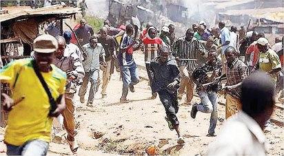 kidnappers kill Imam