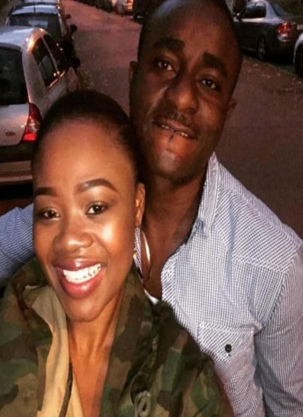 Emeka Ike and Yollanda