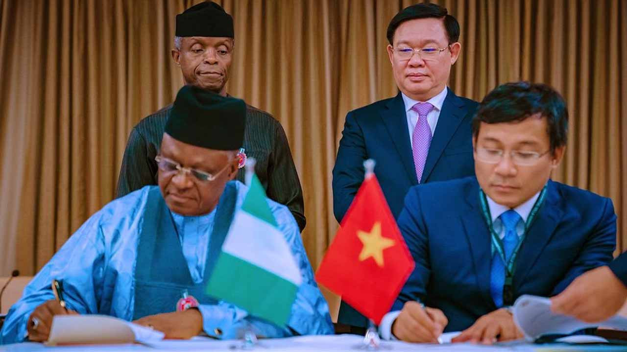 Nigeria and Vietnam agree on visa waiver