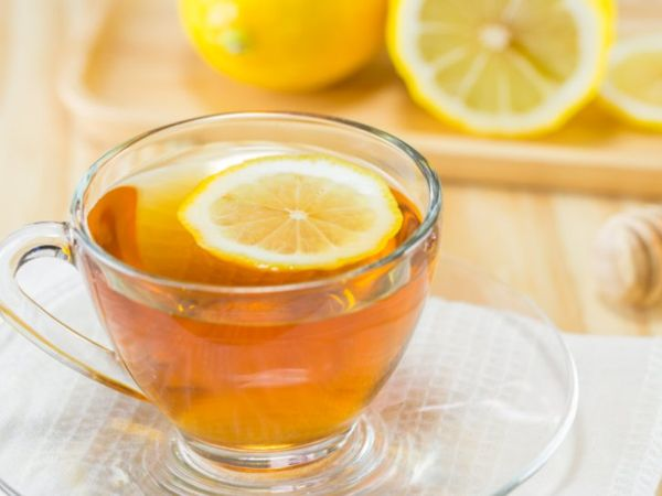 Image result for picture of lemon and honey mixed in warm water