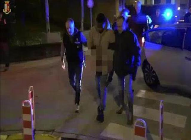 Nigerian mafia gang arrested