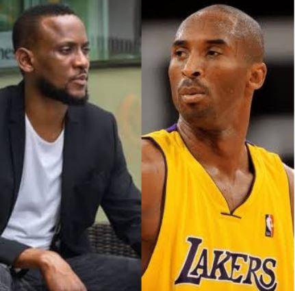 Omashola and Kobe Bryant