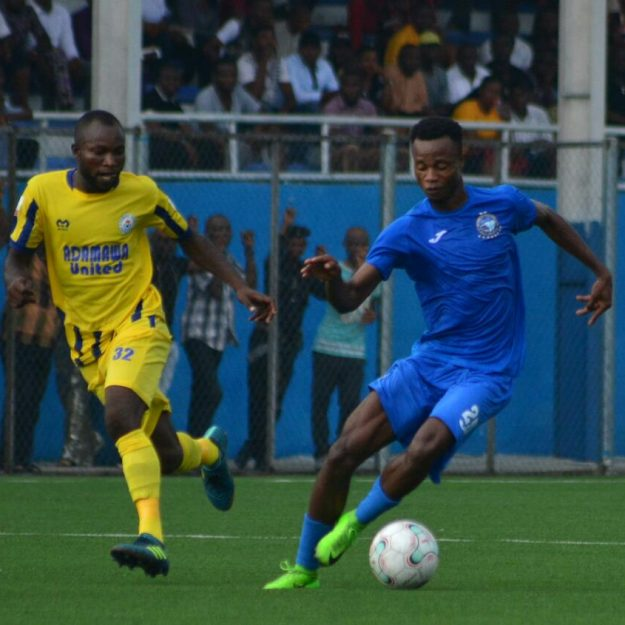 CAFCC: Rangers Pip Pyramids 1-0 In Cairo; Enyimba, Hassania Agadir Share The Spoils In Aba