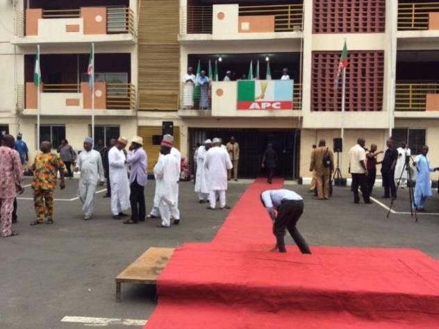 APC to INEC