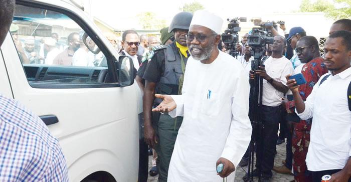 Mohammed Adoke granted bail