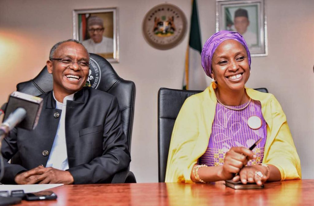 Image result for Picture of Hadiza Usman and Elrufai