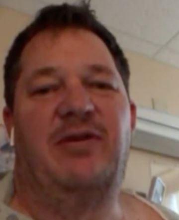 The Florida man said chloroquine saved his life