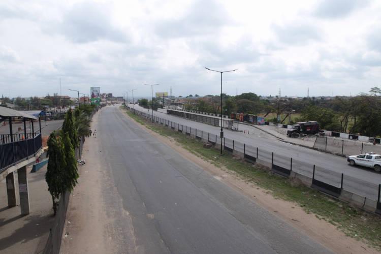Lagos Ibadan Expressway