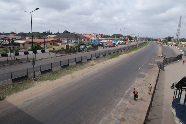 Lagos-Ibadan Express way