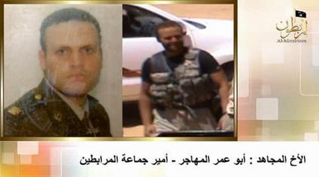 Top Islamist militant?Hisham Ashmawy?executed in Egypt