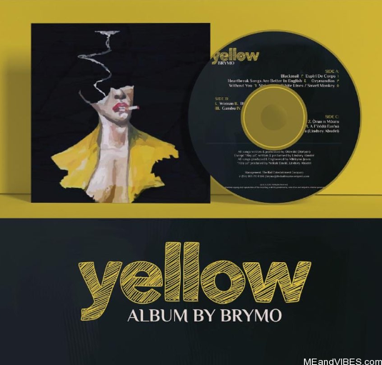 Brymo Yellow cover