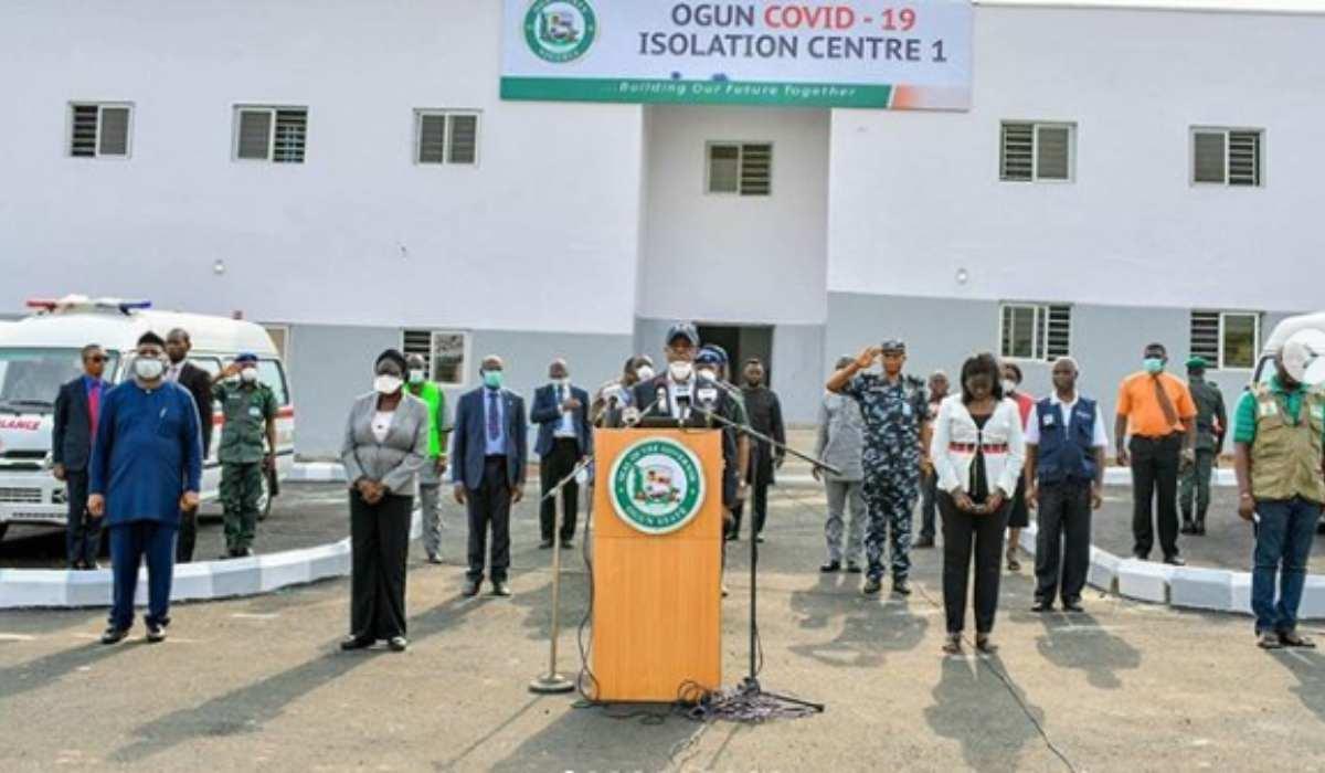 COVID-19: Gov. Dapo Abiodun commissions three isolation centres in Ogun state