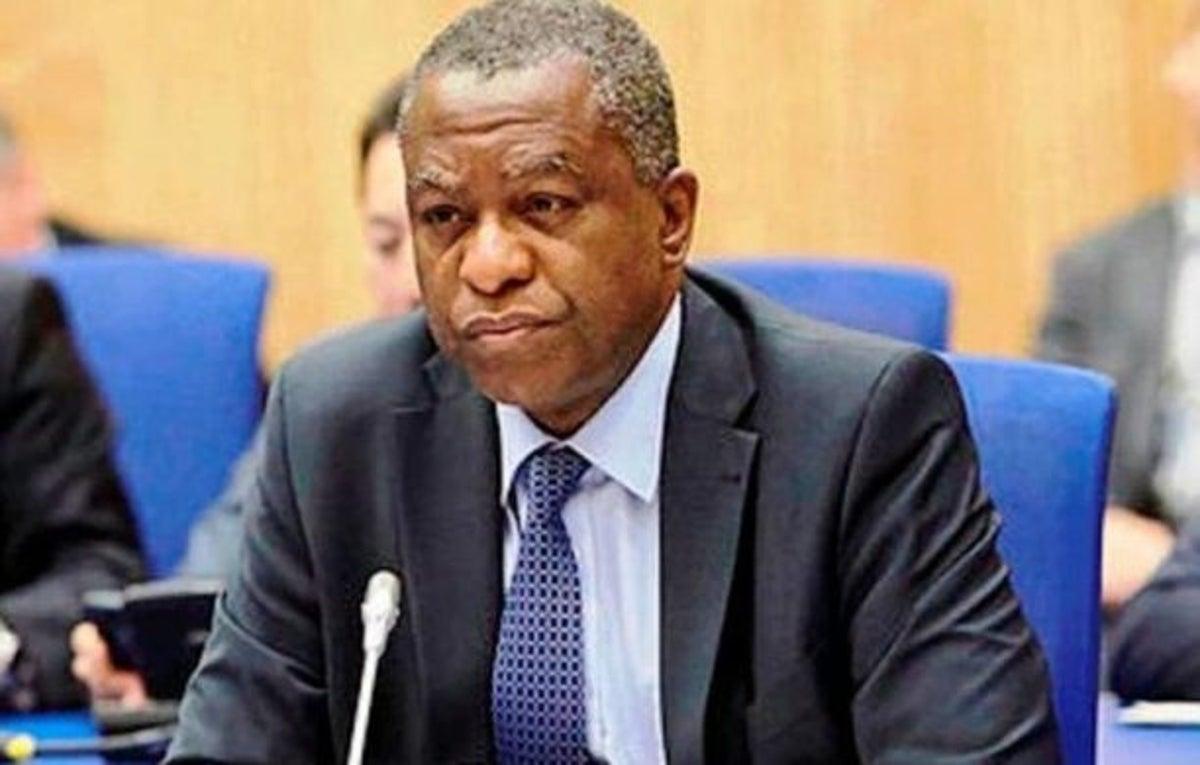 Foreign Affairs Minister, Mr Geoffrey Onyeama
