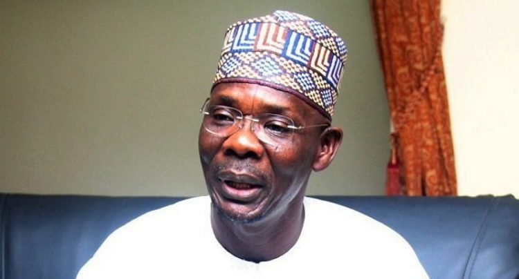 Gov. Abdullahi Sule of Nasarawa State