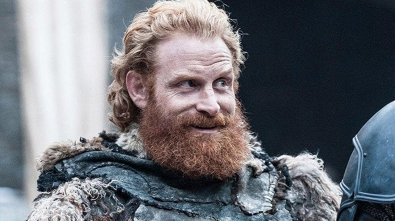 Tormund Giantsbane of Game of Thrones