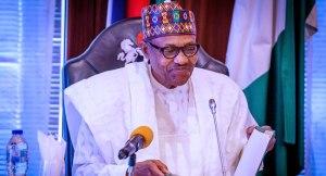Just In: Buhari Shuts Down Lagos, Ogun, Abuja For 14 Days