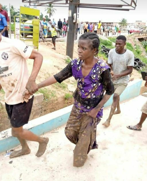 Woman rescued after jumping into the Osun river