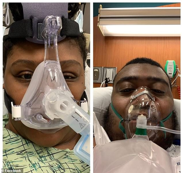 Woman loses entire family to Coronavirus as husband and son die within three days(photos)