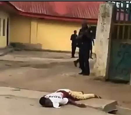 Cultists killed after invading police station