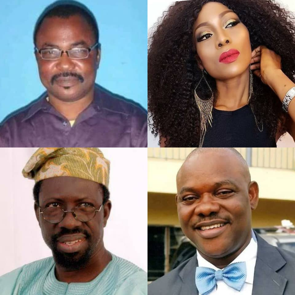Some of the Nollywood actors who have died in 2020