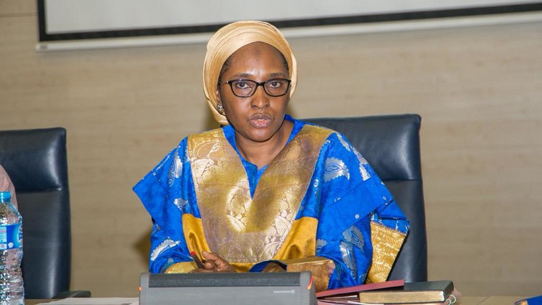The Minister of Finance, Budget, and National Planning, Zainab Ahmed, also announced on Wednesday that the FEC approved the amendment of the Medium Term Expenditure Framework of 2020 to 2022 [Twitter/@ZShamsuna]