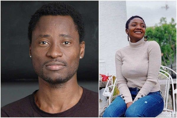 Bisi Alimi has slammed Simi for being homophobic