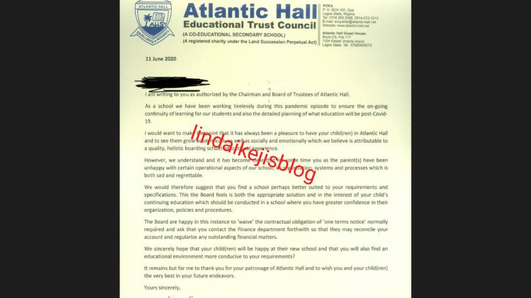 Atlantic Hall School