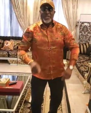 Dino has mocked suspended APC chairman, Adams Oshiomhole