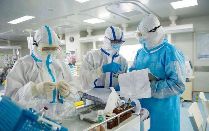 COVID-19 patients