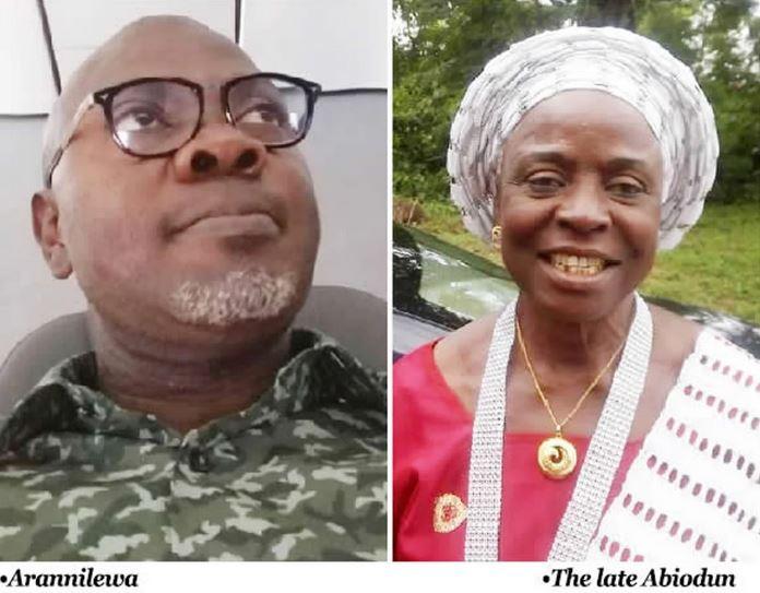 Mrs Abiodun Arannilewa