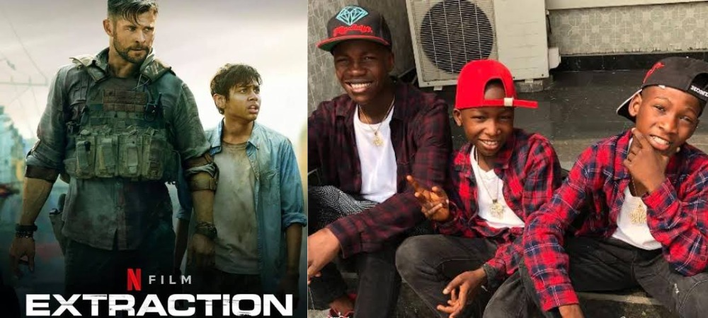 Hollywood Directors, Russo Brothers Invite Ikorodu Bois For Extraction 2 Movie Première