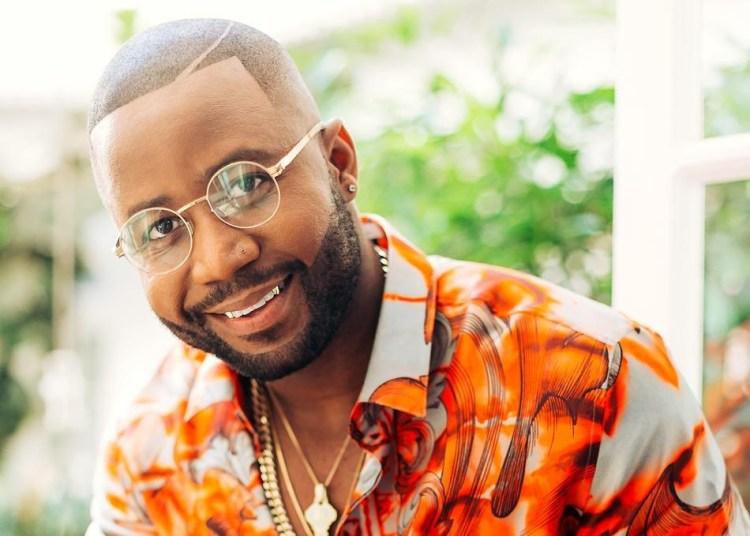 South African rapper Cassper Nyovest