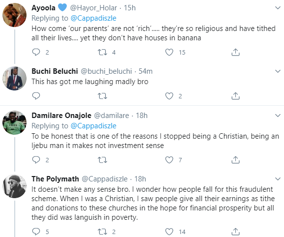 Argument ensues as Oyedepo says prosperity is impossible without tithing