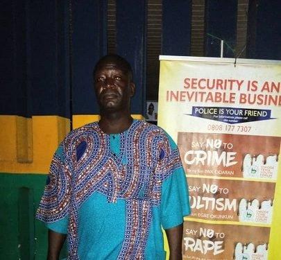Christ Apostolic Church pastor, Oluwafemi Oyebola