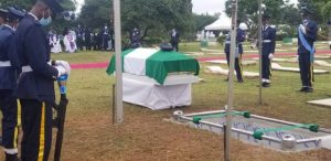 Pictures From Tolulope Arotile's Burial Programme - News Dey