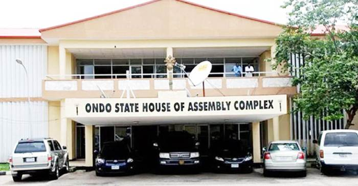 Ondo House of Assemby