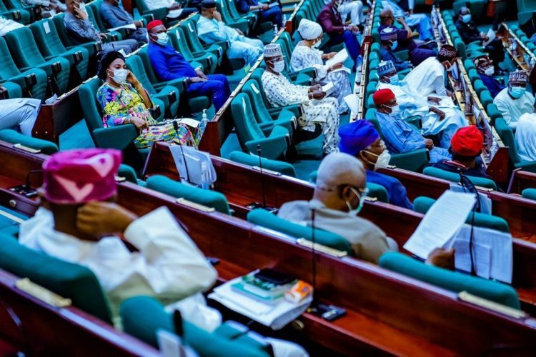 House of Representatives. The lawmakers ask Buhari to partially reopens schools.
