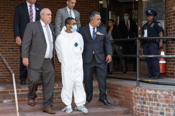 Moment Tyrese Haspil, the former personal assistant of Gokada CEO, Fahim Saleh was arrested for his gruesome murder (video)