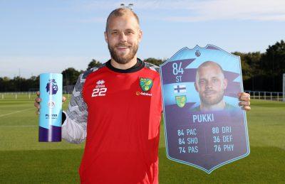 Pukki, best strikers