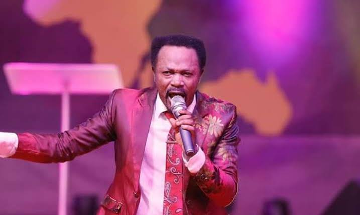 CAMA: Pastor Joshua Iginla Describes Buhari's New Law As 'Coup Against Christianity' [Video] 1