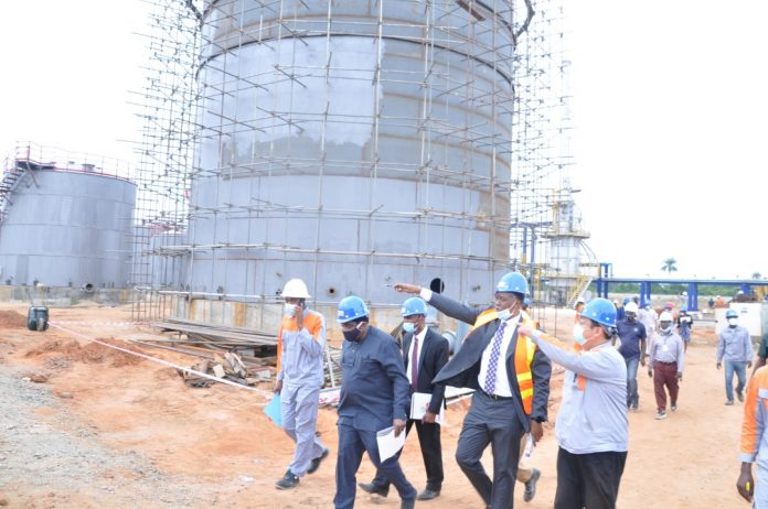 Edo modular refinery to create jobs, investment when completed- FG