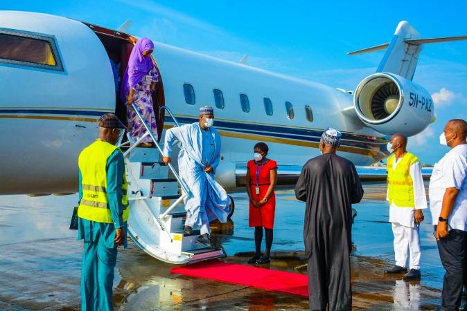 Enugu Airport Begins Operation, First Flight Lands On New Runway [Photos] 3