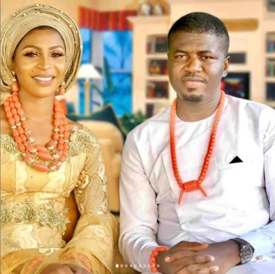 Family protest death of bride in Lagos